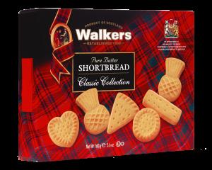 Walkers Assorted Shortbread