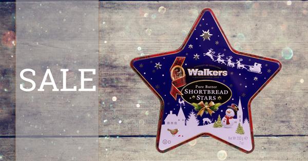 Walkers Shortbread Sale