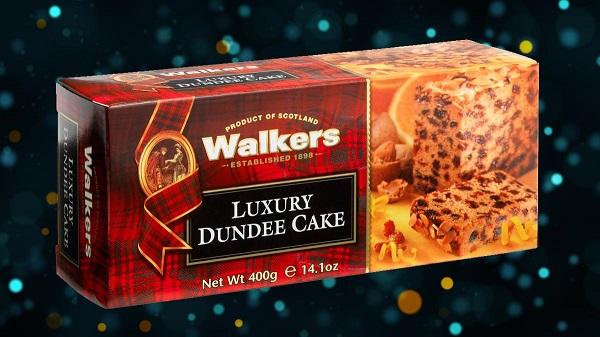 Luxury Dundee Cake