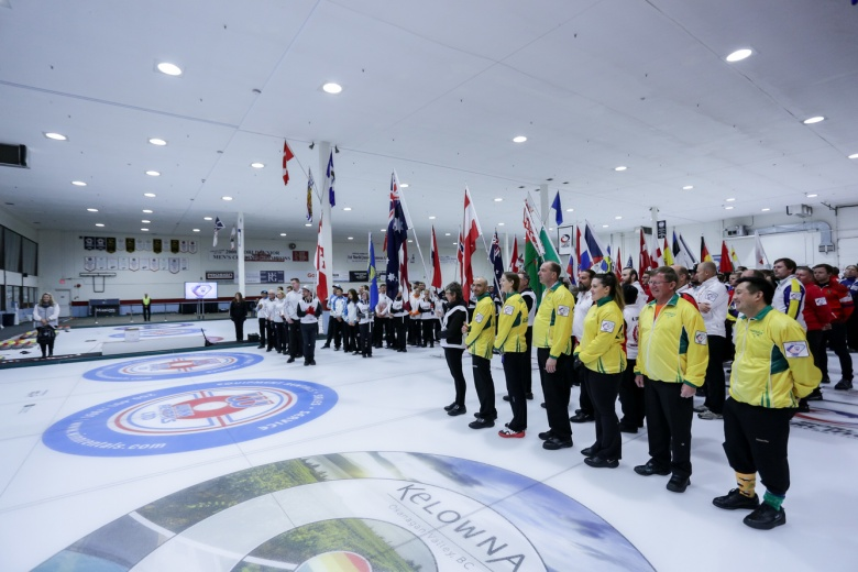 Curling At The 2020 Olympic Winter Games.Kelowna Canada To Host World Mixed Doubles And Senior