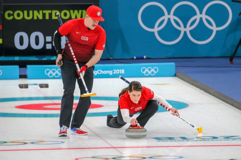 Curling At The 2020 Olympic Winter Games.World Curling Federation Welcomes Bigger Mixed Doubles Field
