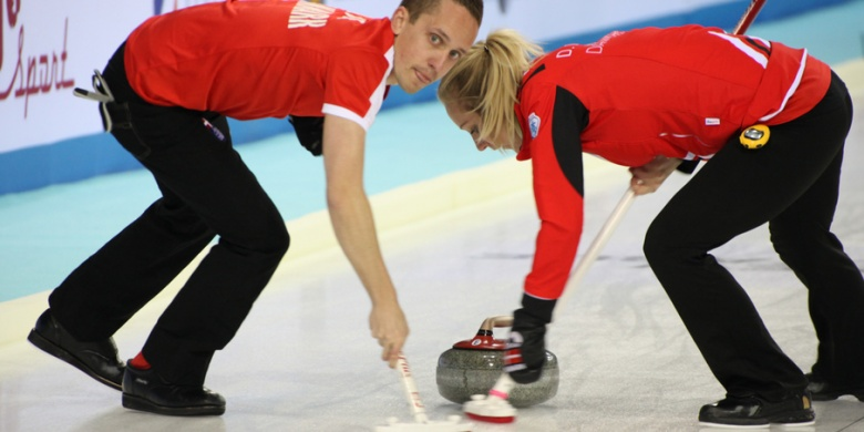 Curling At The 2020 Olympic Winter Games.Mixed Doubles Curling Confirmed For Pyeongchang 2018