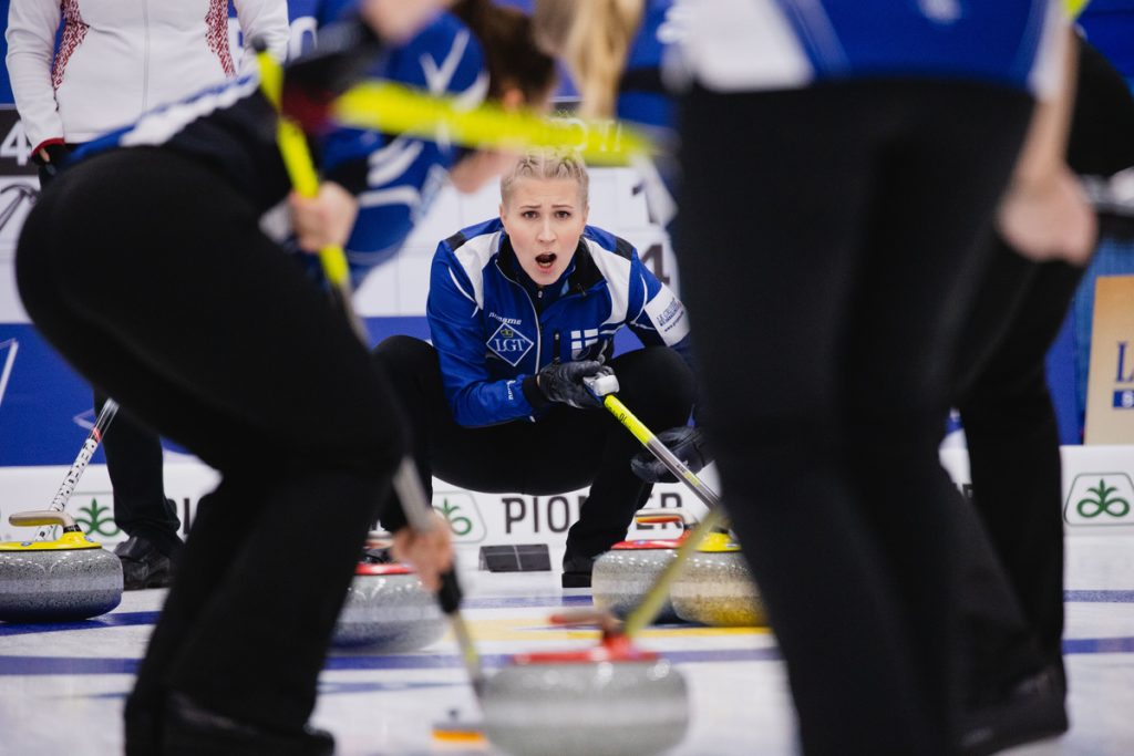 LGT World Women's Curling Championship 2019 - World Curling