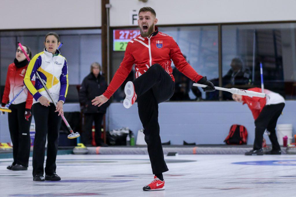Winn Rentals World Mixed Curling Championship 2018