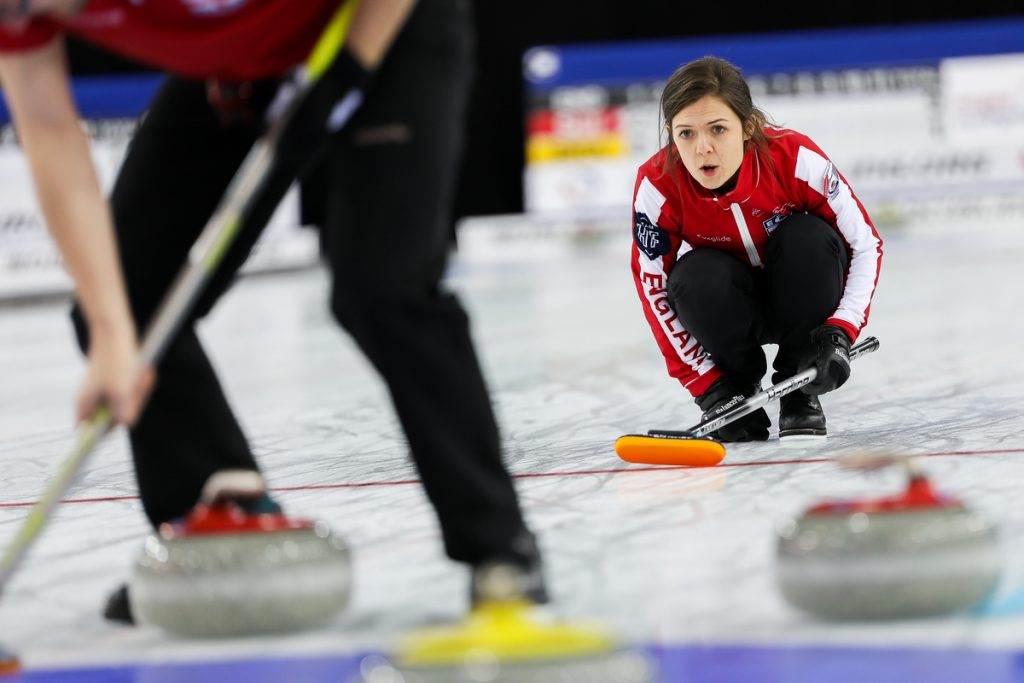 World Mixed Doubles Curling Championship 2019 - World