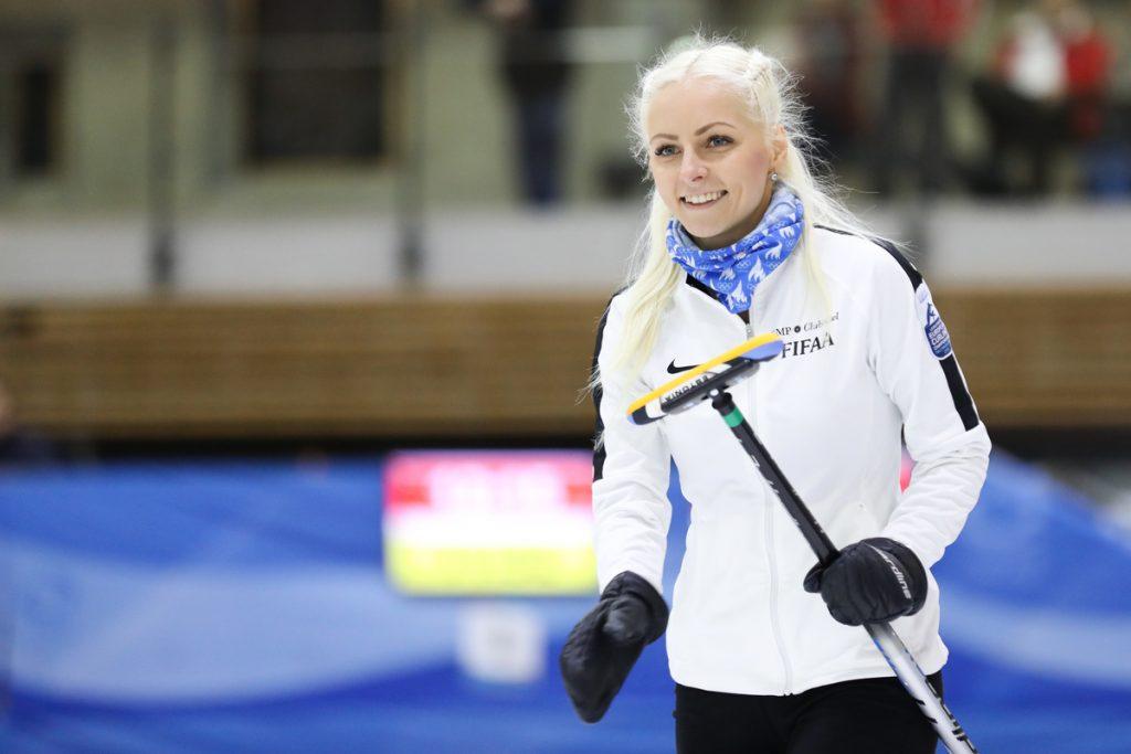 Le Gruyère AOP European Curling Championships 2018, Tallinn, Estonia