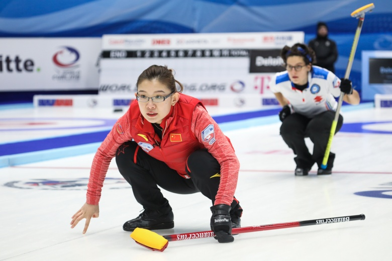 2020 Winter Olympic Memes.China Women Qualify For Pyeongchang 2018 Olympic Winter