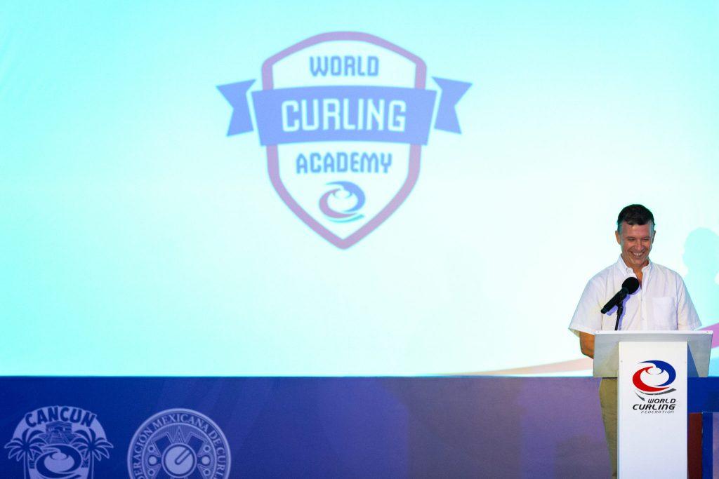 World Curling Congress 2019 © WCF / Christopher Hamilton