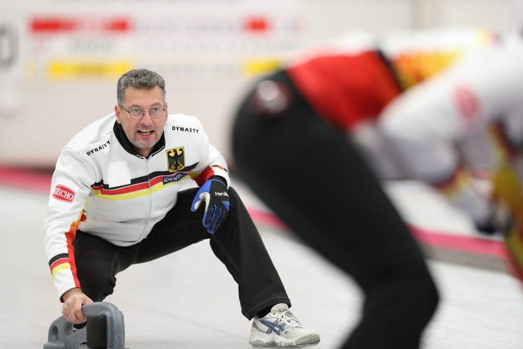 Andy Kapp, ger,  © WCF / Richard Gray