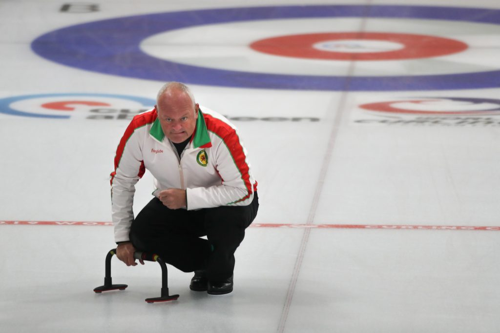 Day two at the World Mixed Curling Championship 2019 - World Curling Federation