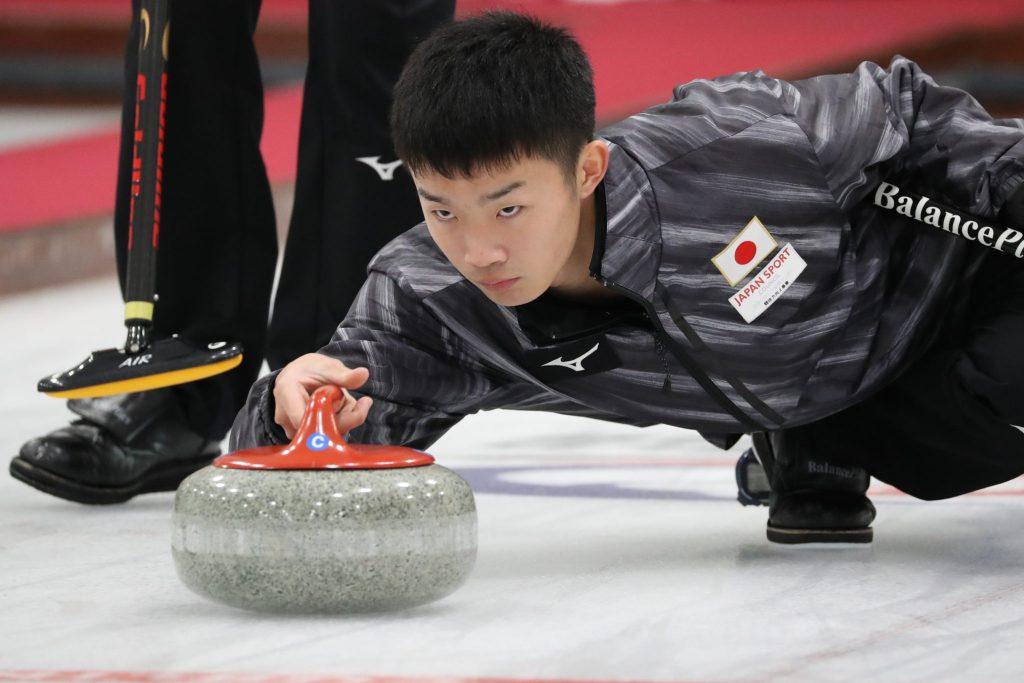 jpn, Takumi Maeda, © WCF / Richard Gray