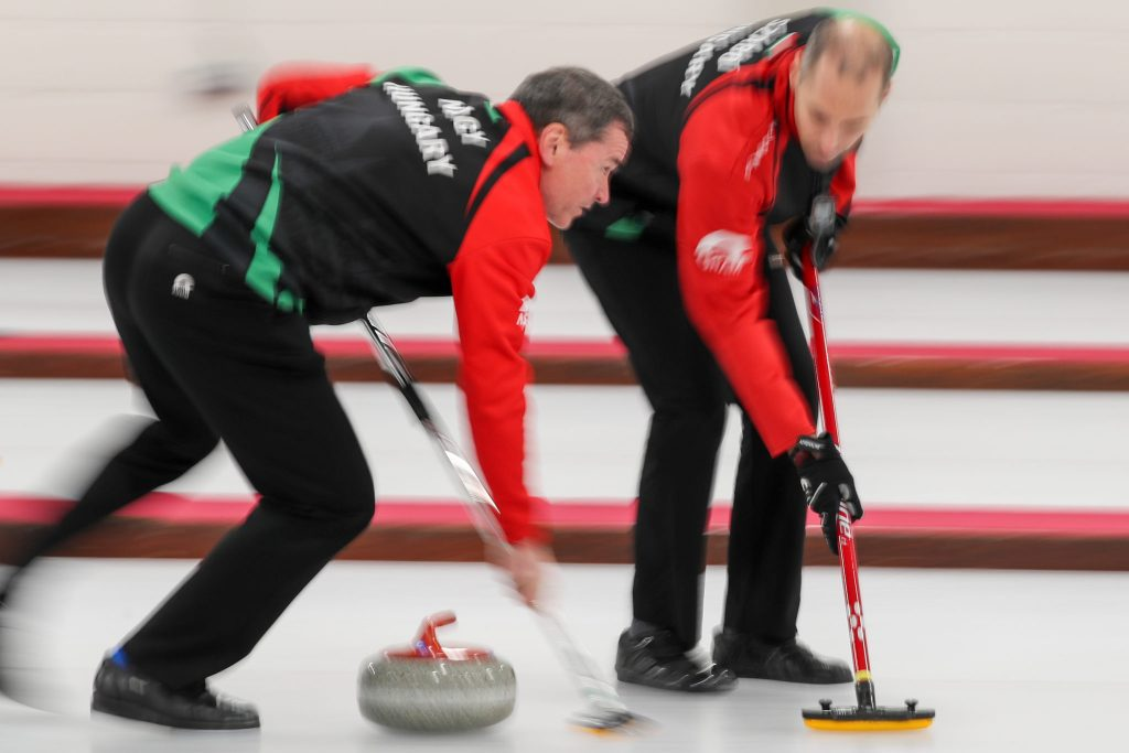World Mixed Curling Championship 2019, Aberdeen, Scotland