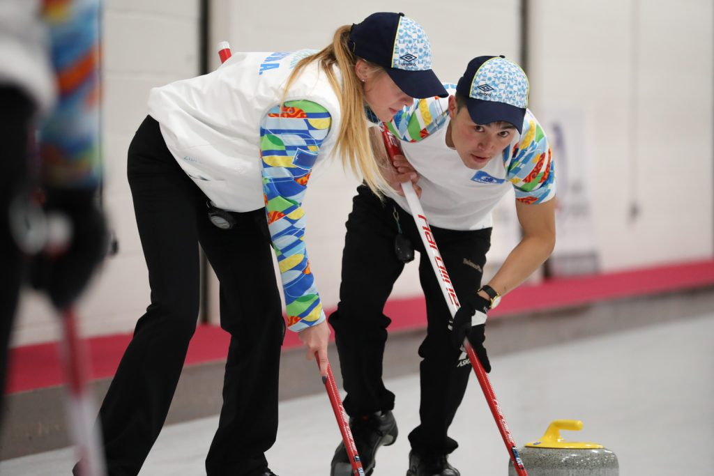 Day three at the World Mixed Curling Championship 2019 - World Curling Federation