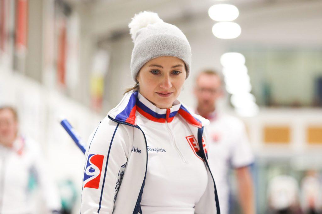 Slavka Makovnikova, SVK © WCF / Stephen Fisher