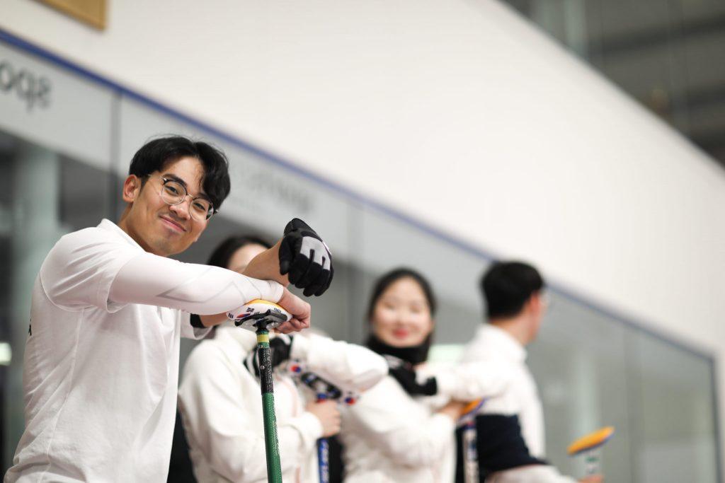 Jaeik Jeon, KOR, © WCF / Stephen Fisher