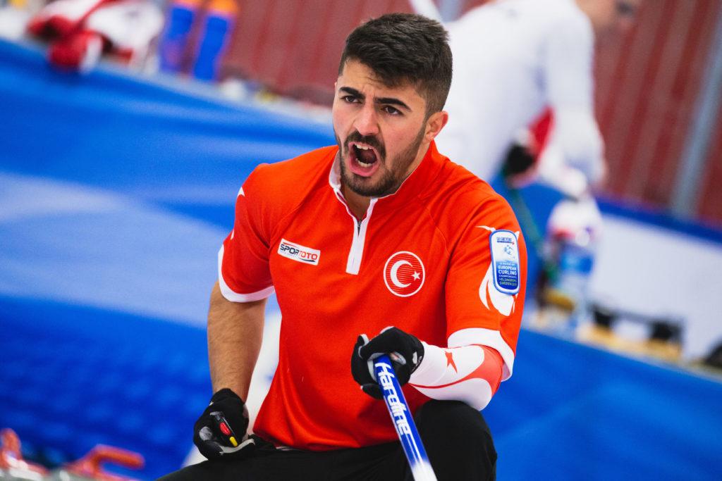 Le Gruyere AOP European Curling Championships 2019, Helsingborg, Sweden