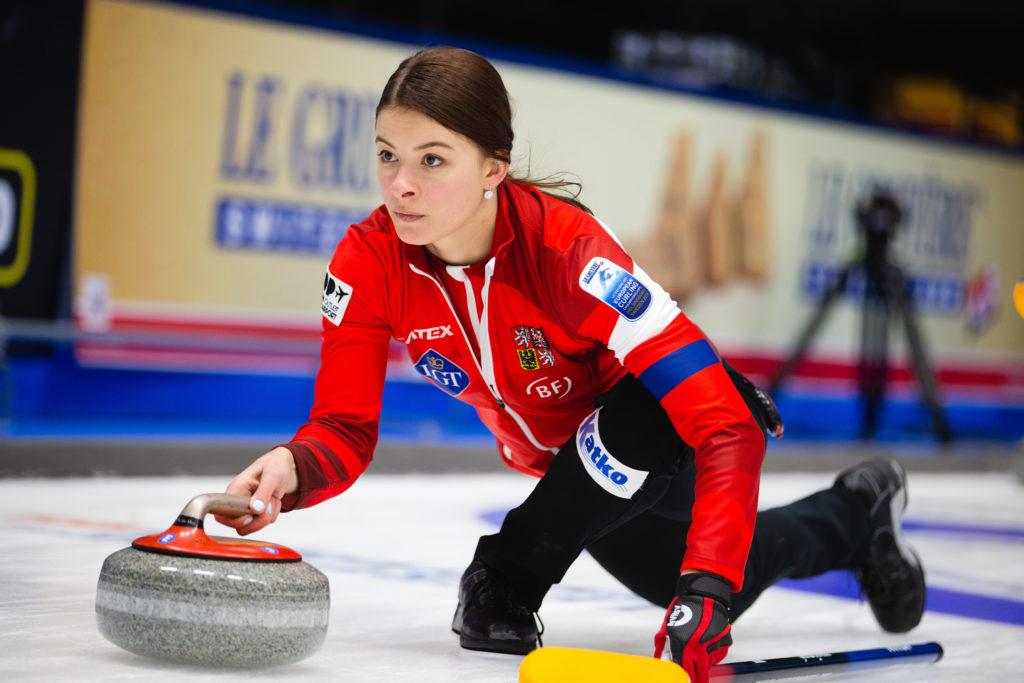 cze, Petra Vinsova © WCF / Celine Stucki