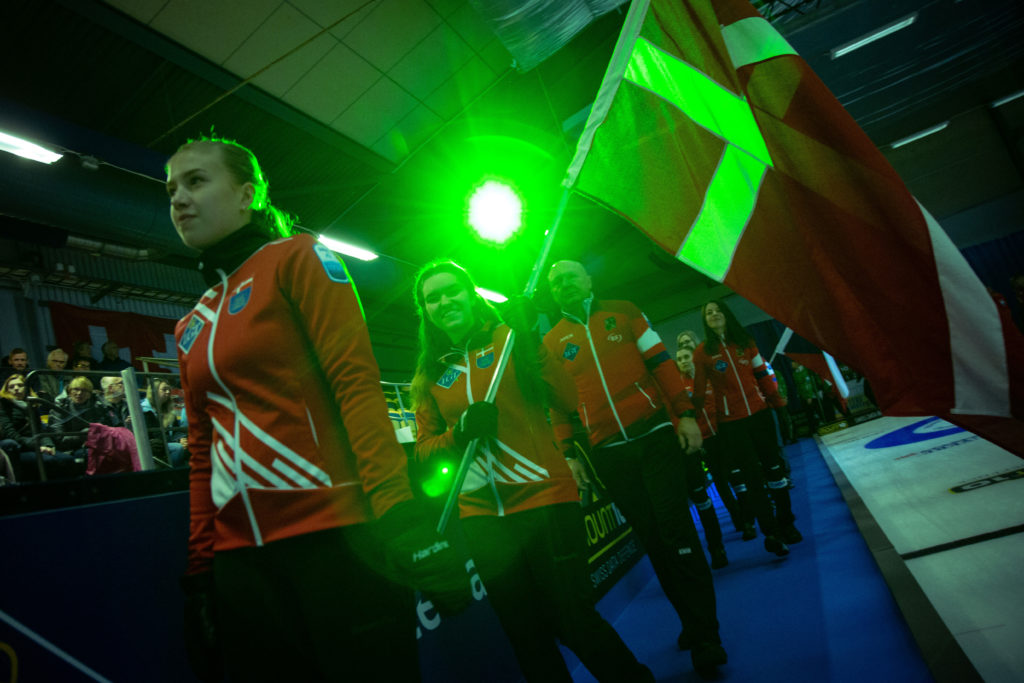den, opening ceremony © WCF / Celine Stucki