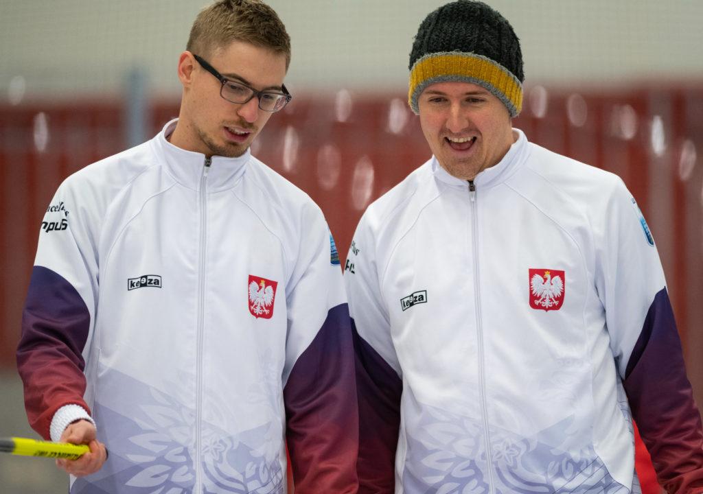 Borys Jasiecki, Konrad Stych, pol  © WCF / Cheyenne Boone