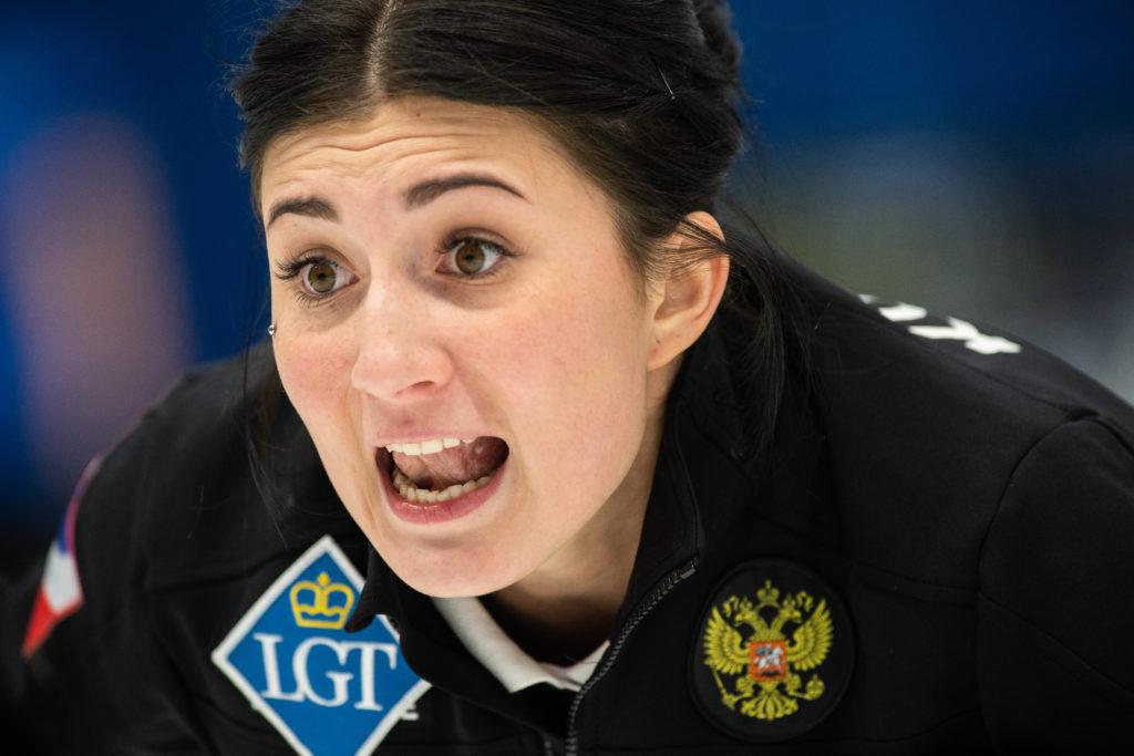 Maria Komarova, rus  © WCF / Cheyenne Boone