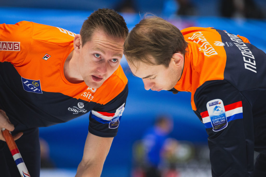 Laurens Hoekman, ned, Wouter Goesgens © WCF / Celine Stucki