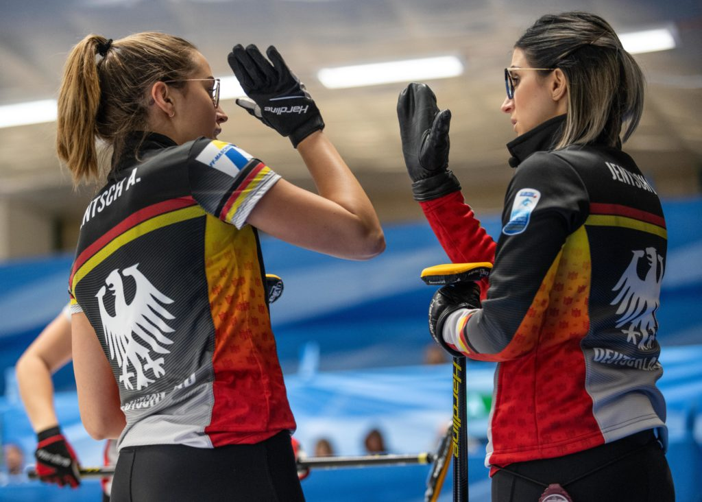 Analena Jentsch, Daniela Jentsch, ger © WCF / Cheyenne Boone
