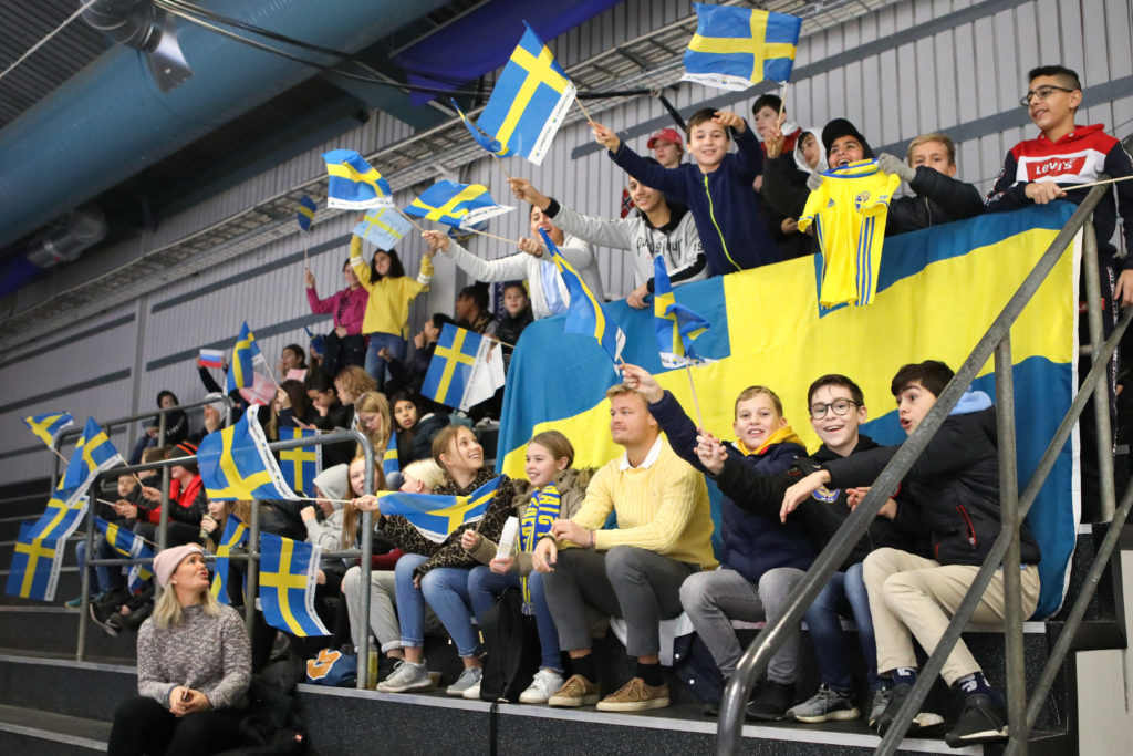 fans, swe © WCF / Richard Gray