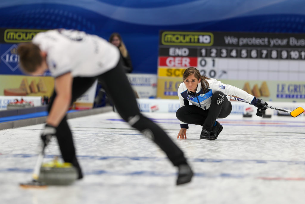 Eve Muirhead, sco  © WCF / Richard Gray