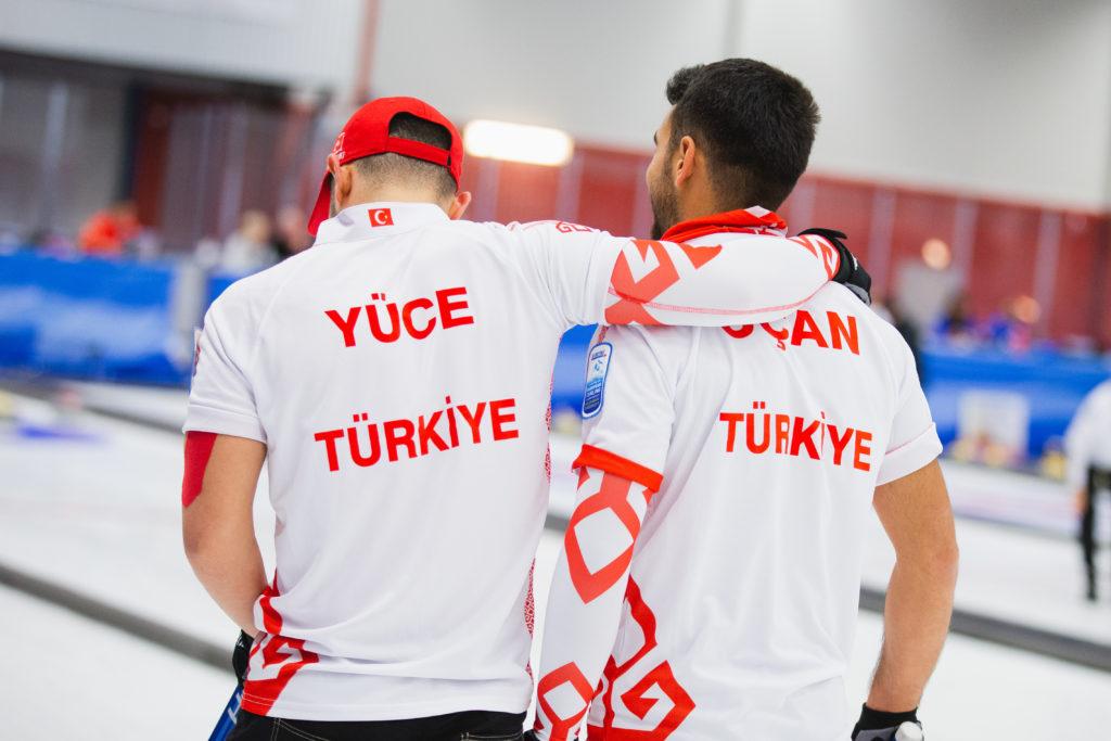 Muhammed Zeki Ucan, Orhun Yuce, tur © WCF / Celine Stucki