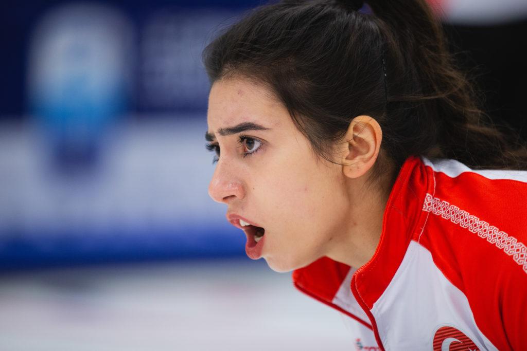 Dilsat Yildiz, tur © WCF / Celine Stucki