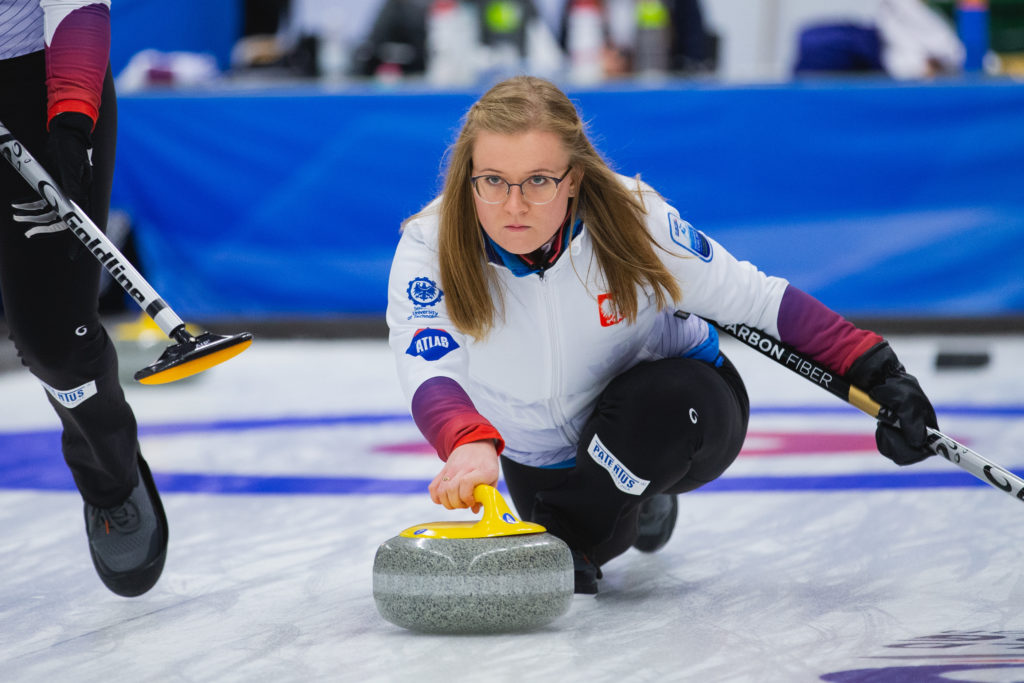 Marta Pluta, pol © WCF / Celine Stucki