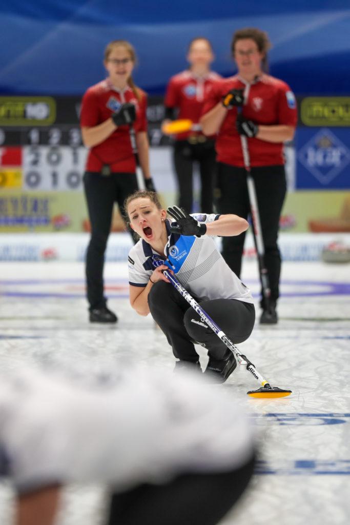 Le Gruyère AOP European Curling Championships, 2019, Helsingborg, Sweden