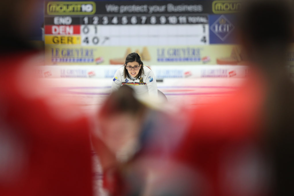 Daniela Jentsch, ger © WCF / Richard Gray