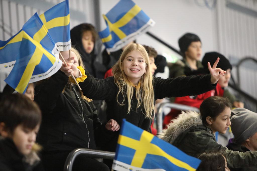 fans, swe © WCF / Richard Gray