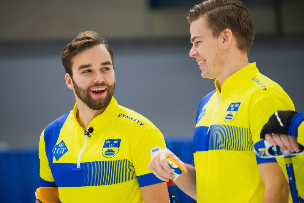 Christoffer Sundgren, Oskar Eriksson, swe © WCF / Celine Stucki