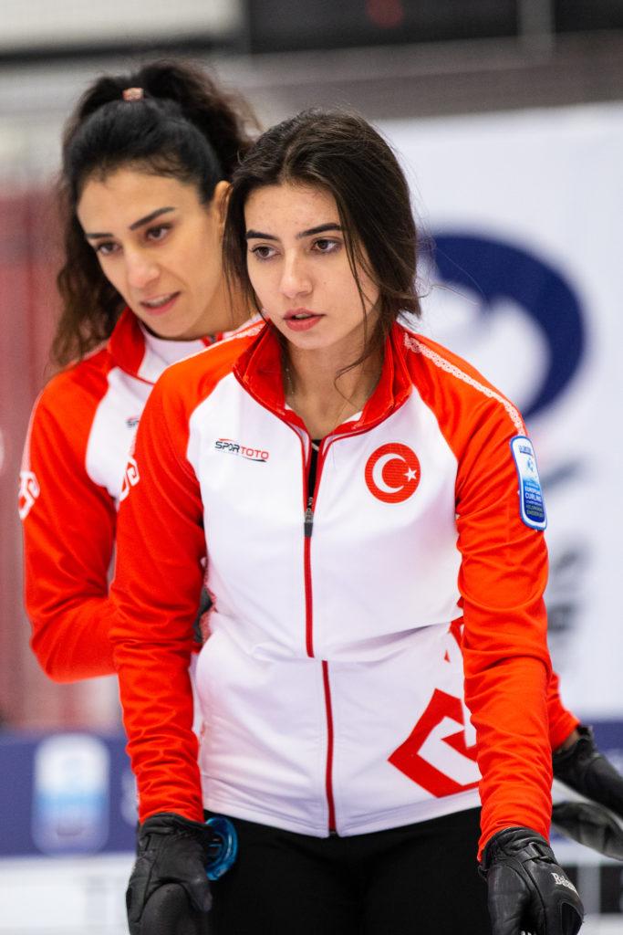 Dilsat Yildiz, Oznur Polat, tur © WCF / Celine Stucki