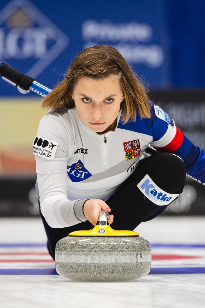 Alzbeta Baudysova, cze © WCF / Celine Stucki