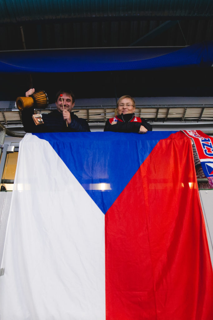 cze, fans © WCF / Celine Stucki
