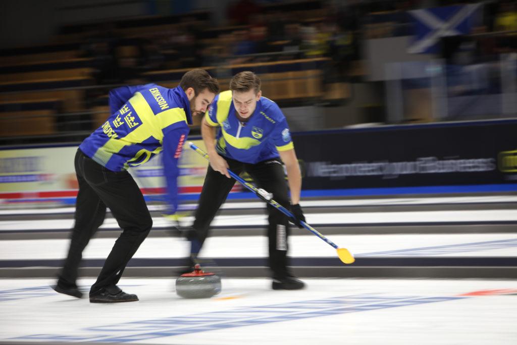 Christoffer Sundgren, Oskar Eriksson, swe © WCF / Richard Gray