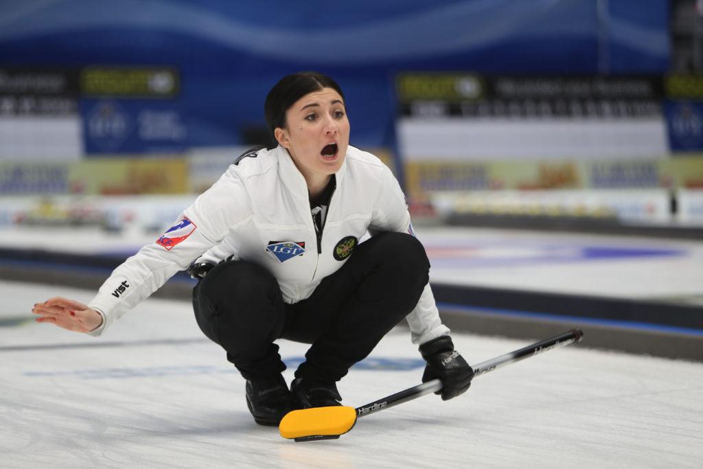 Maria Komarova, rus © WCF / Richard Gray