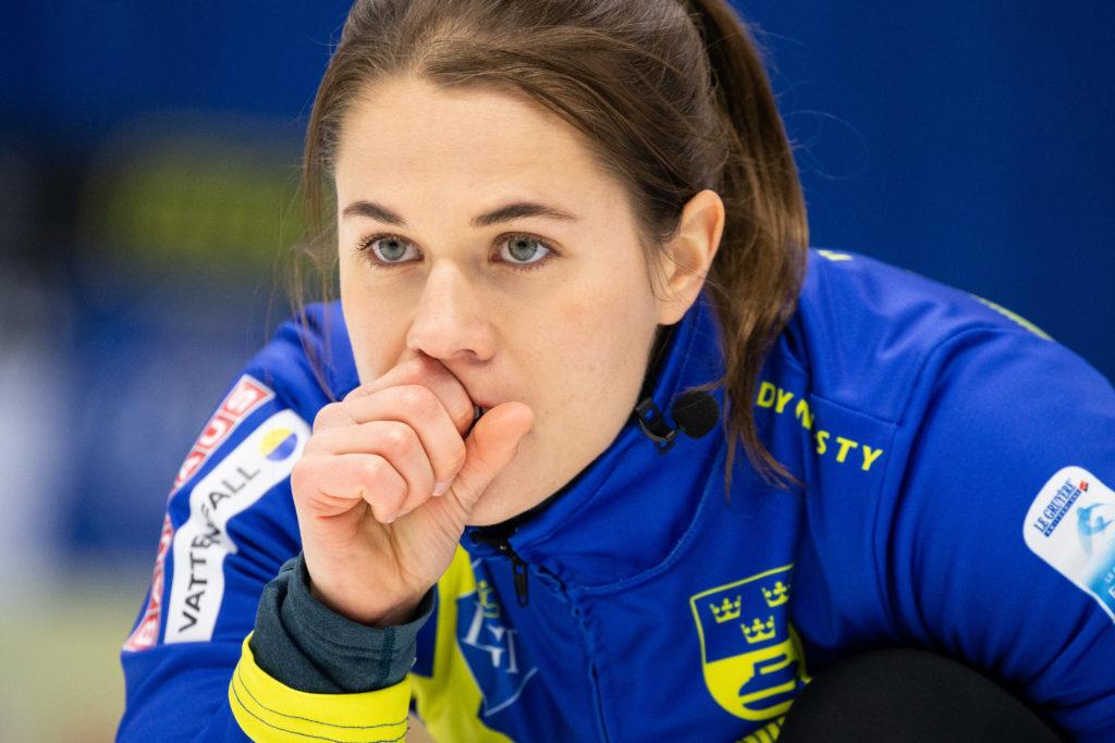 Anna Hasselborg, swe  © WCF / Celine Stucki
