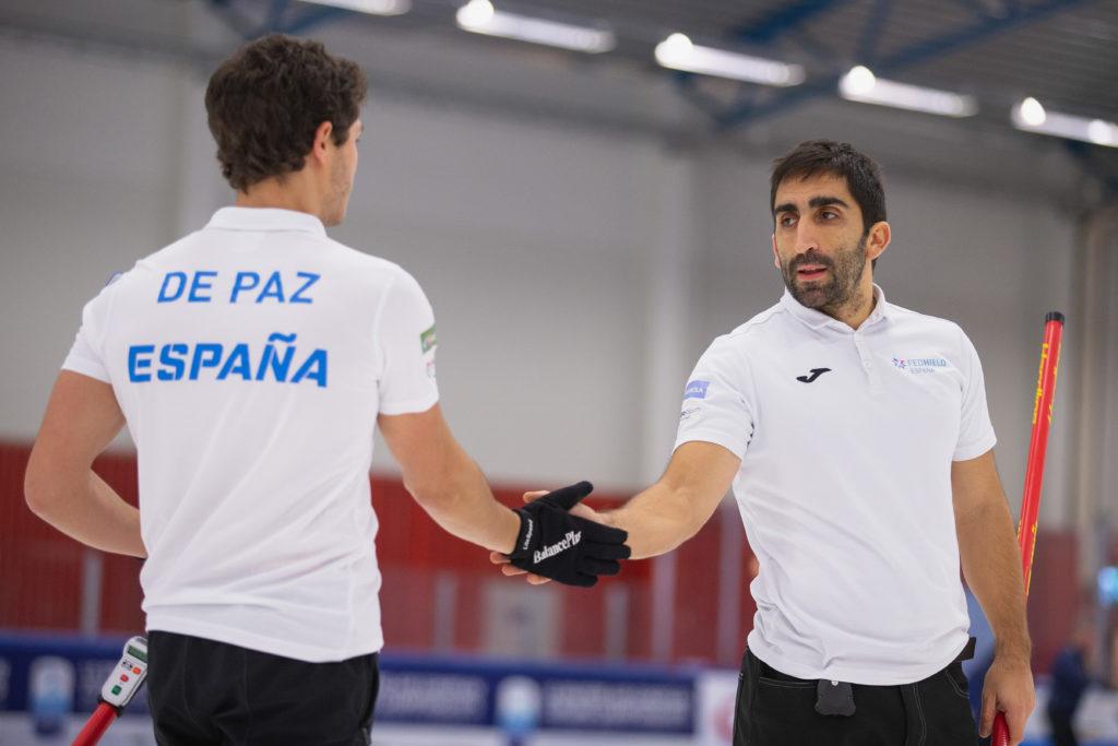 Eduardo De Paz, esp, Mikel Unanue © WCF / Celine Stucki