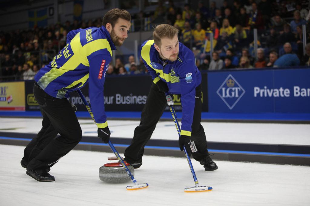 Oskar Eriksson, Rasmus Wranaa, swe © WCF / Richard Gray