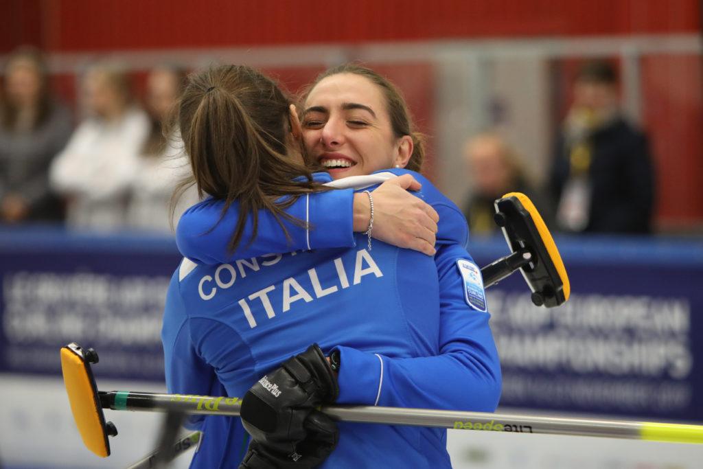 ita, Stefania Constantini, Veronica Zappone