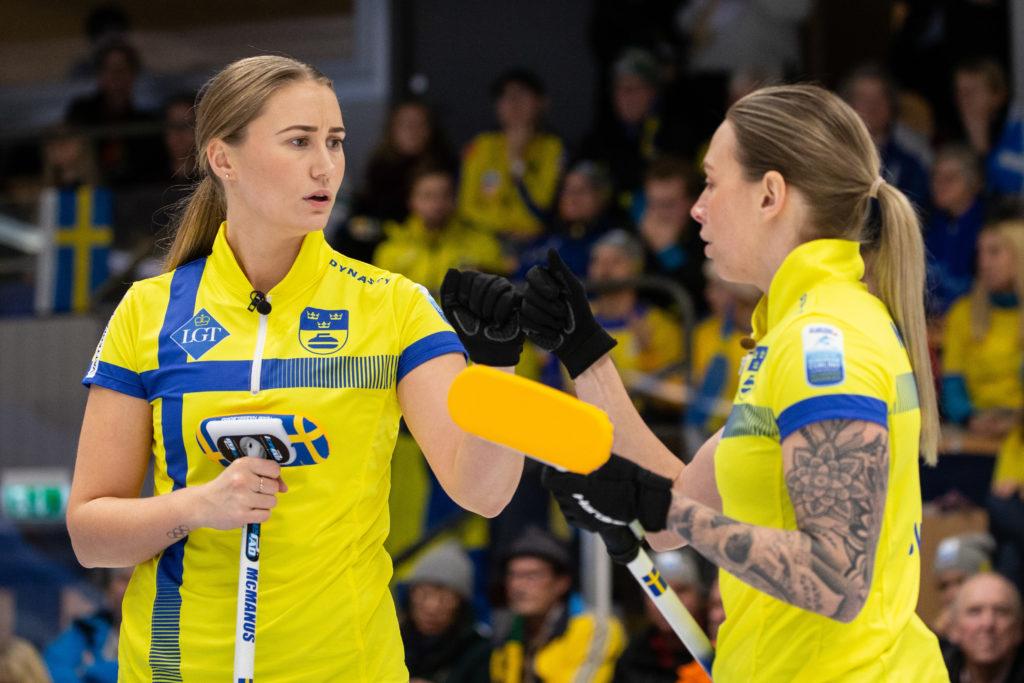 Sara McManus, Sofia Mabergs, swe © WCF / Celine Stucki