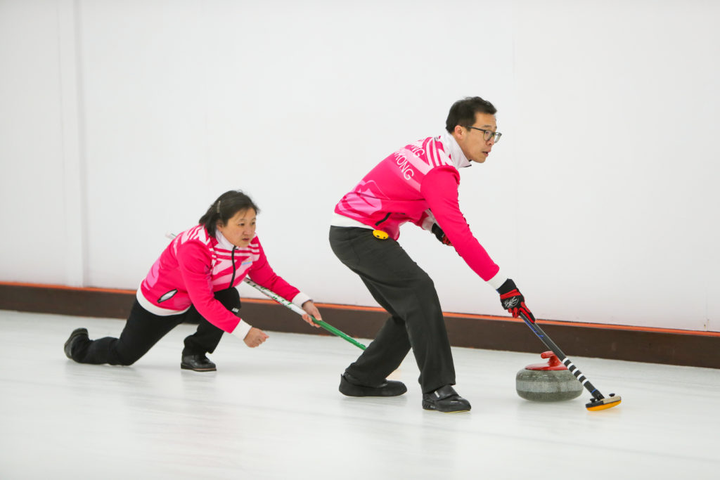hkg, Jason Chang, Ling-Yue Hung © WCF / Richard Gray