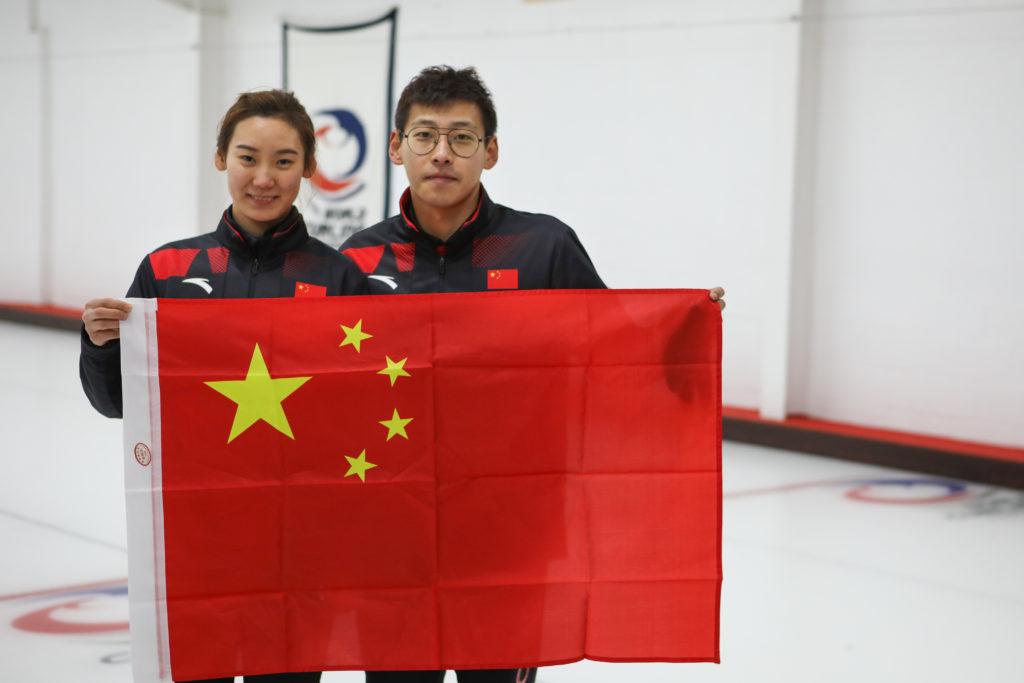 chn, Yang Ying, Zhi Ling © WCF / Richard Gray