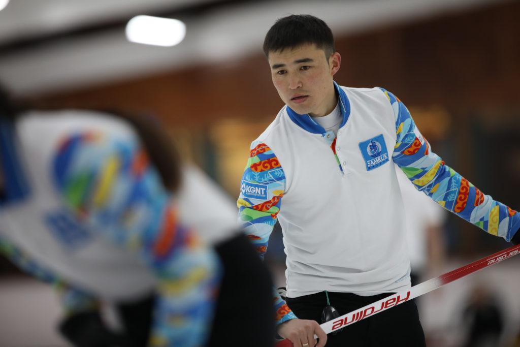 Abylaikhan Zhuzbay, kaz © WCF / Richard Gray
