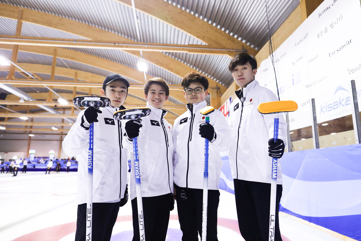Play-offs set at World Junior-B Curling Championships 2019 - World Curling Federation