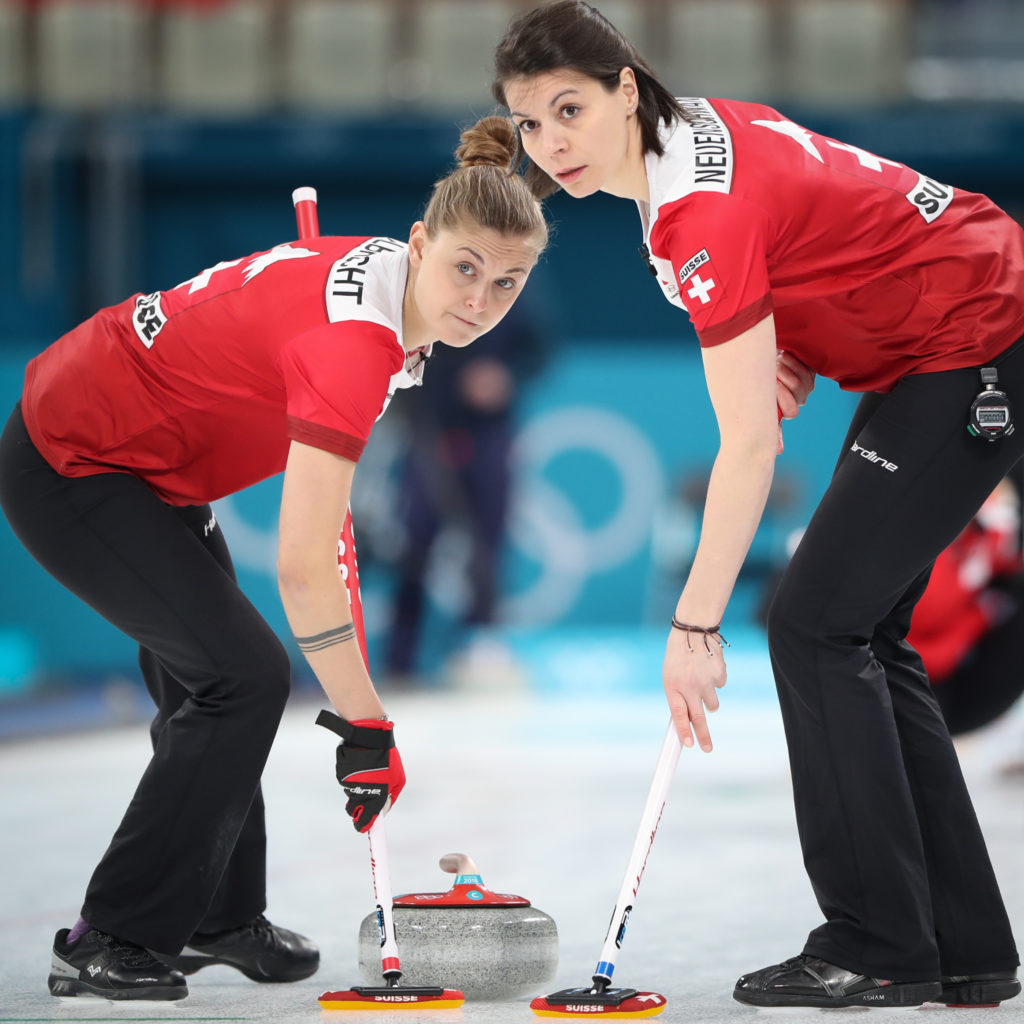 Anette Norberg curling's second athlete role model selected for youth